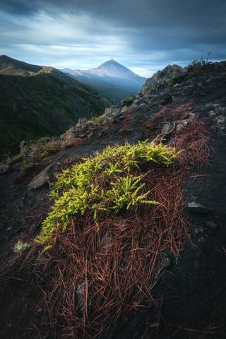 Teneirfe Teide Dawning - Fineart photography by Jean Claude Castor