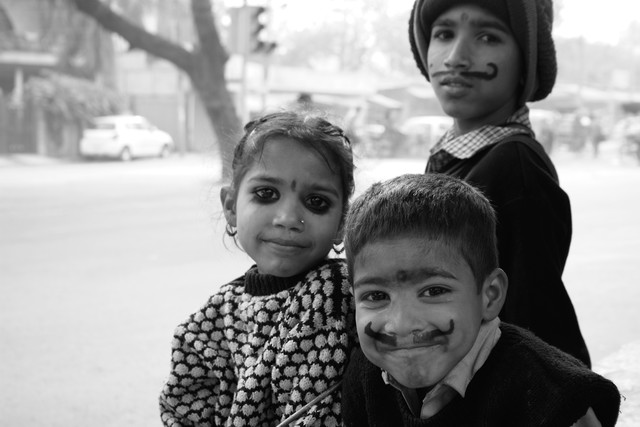 Street Theater - Fineart photography by Jagdev Singh