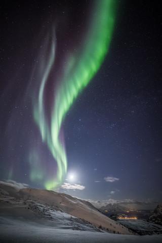 Polarlicht - Fineart photography by Sebastian Worm