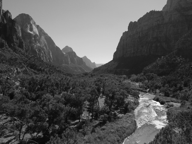 Zion National Park 3 - Fineart photography by N. Von Stackelberg