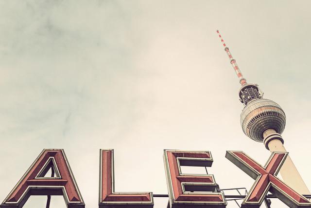 Alex No. 2 - Fineart photography by Michael Belhadi