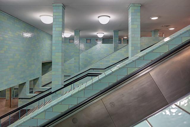Alexanderplatz No. 4 - Fineart photography by Michael Belhadi