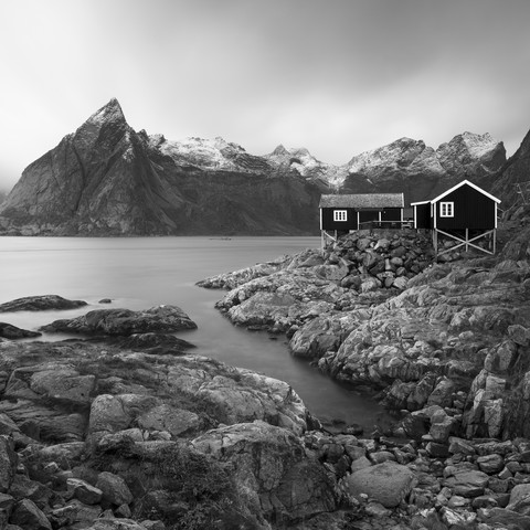 Hamnøy Lofoten - Fineart photography by Ronny Behnert