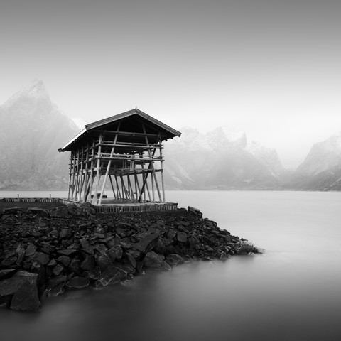 Tørrfisk Lofoten - Fineart photography by Ronny Behnert