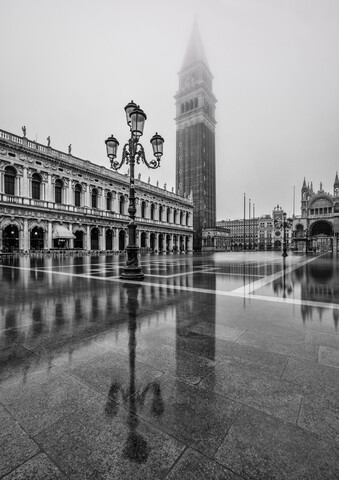 Campanile - Fineart photography by Anke Butawitsch