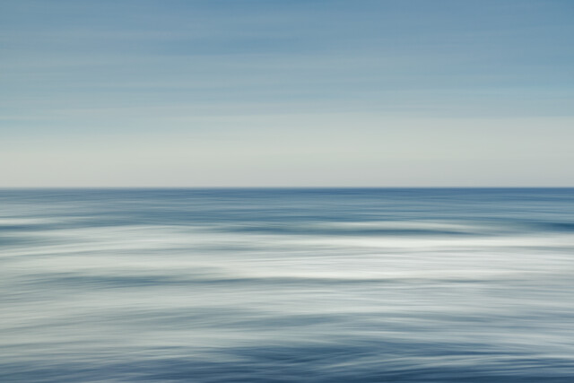 Autumn Sea - Fineart photography by Holger Nimtz