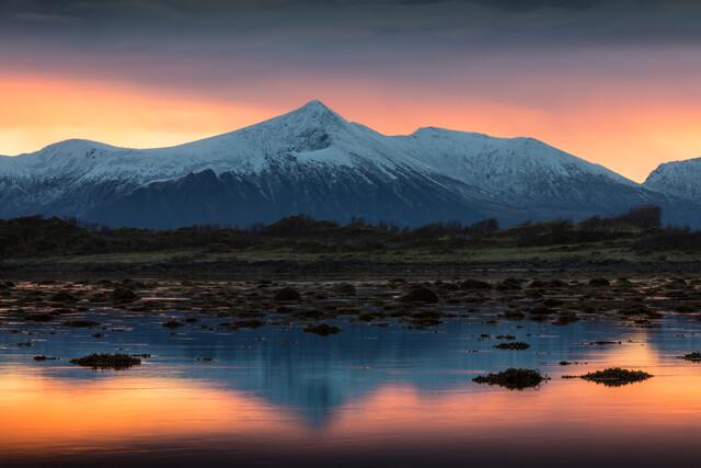 The Sunrise - Fineart photography by Sebastian Worm