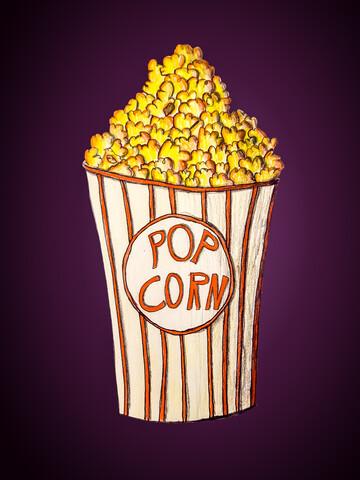 Pop pop popcorn - Fineart photography by Andrea Hansen