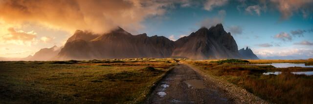 Stokksnes, Iceland - Fineart photography by Sebastian Warneke