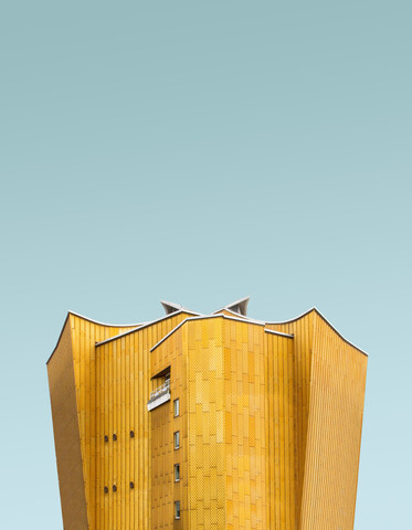 Yellow Orchester - Fineart photography by Simone Hutsch