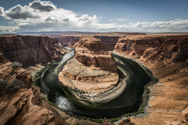 HORSESHOE BEND - Fineart photography by Andreas Adams