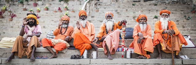 SADHUS - Fineart photography by Andreas Adams