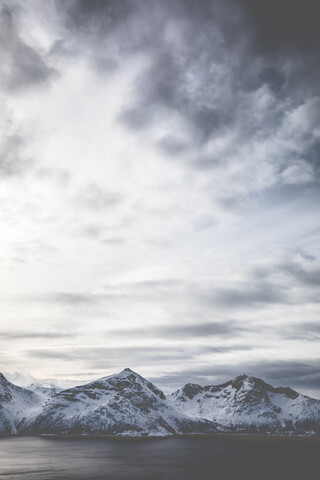 Icy Mountains - Fineart photography by Sebastian Worm