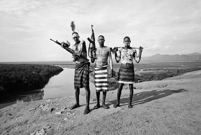 Karo Tribe - Fineart photography by Victoria Knobloch