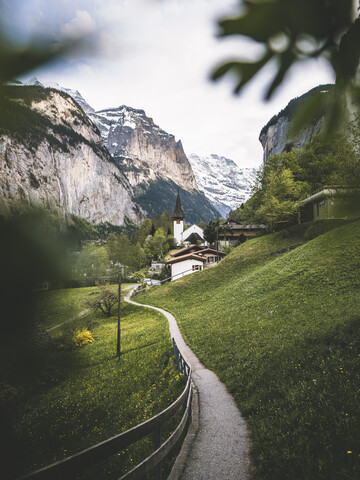Lauterbrunnen - Fineart photography by Silvan Schlegel