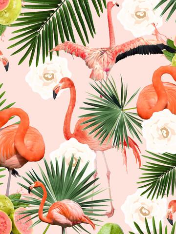 Flamingo Guava - Fineart photography by Uma Gokhale