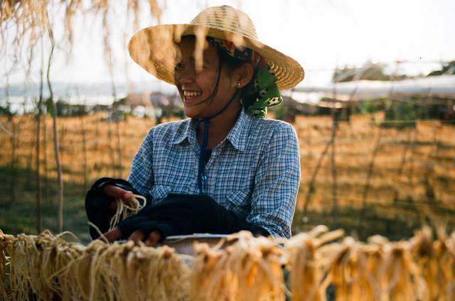 Myanmar Inle Lake - Fineart photography by Jim Delcid
