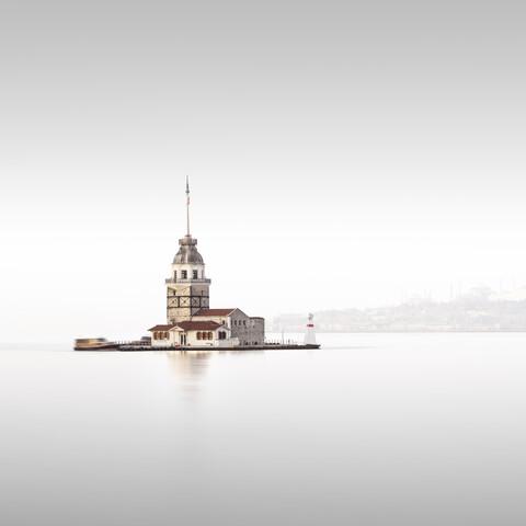 Kiz Kulesi Istanbul - Fineart photography by Ronny Behnert