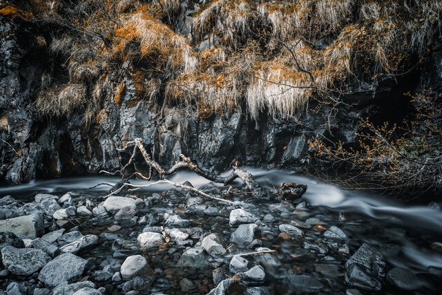 Tiny river - Fineart photography by Pascal Deckarm