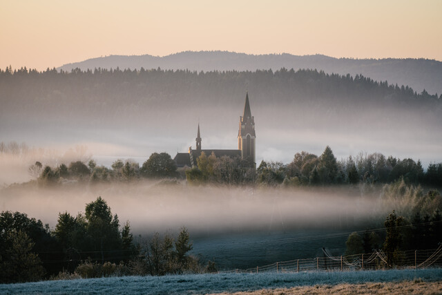 Autumn mornings - Fineart photography by André Alexander