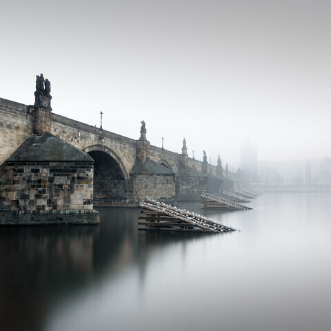 Karluv most - Study 11   Prag - Fineart photography by Ronny Behnert