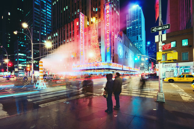 Radio City - Fineart photography by Amaar Ujeyl