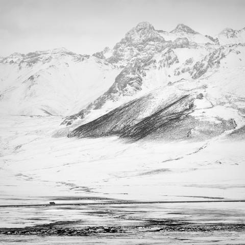 Tibetan Plateau, Study, # 4 - Fineart photography by Stephan Opitz