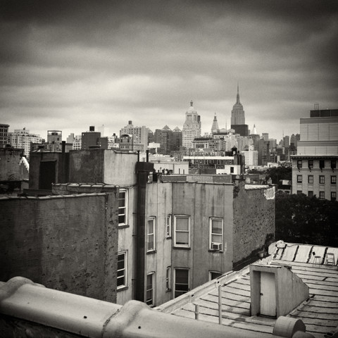 New York City - Roofscape - Fineart photography by Alexander Voss