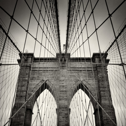 New York City - Brooklyn Bridge - Fineart photography by Alexander Voss