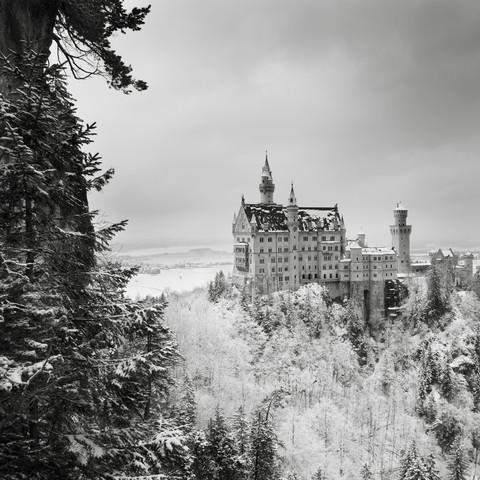 Neuschwanstein - Fineart photography by Ronny Behnert