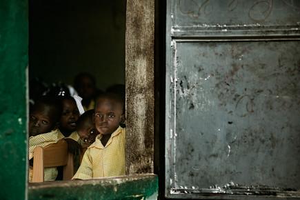 Frank Domahs, Das Werk der Kleinen Schulen des Pater Bohnen (OPEPB) (Haiti, Latin America and Caribbean)