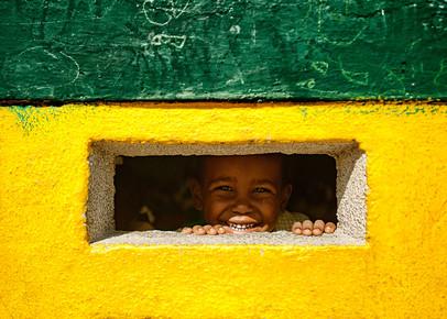 Frank Domahs, Das Werk der Kleinen Schulen des Pater Bohnen (OPE (Haiti, Latin America and Caribbean)