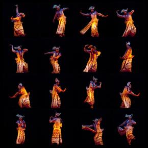 Manfred Koppensteiner, Burmese Dancer (Myanmar, Asia)