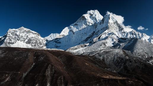 Michael Wagener, Ama Dablam (Nepal, Asia)
