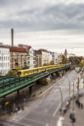 Yehuda Swed, Little Berlin Photos of Berlin from above (Germany, Europe)