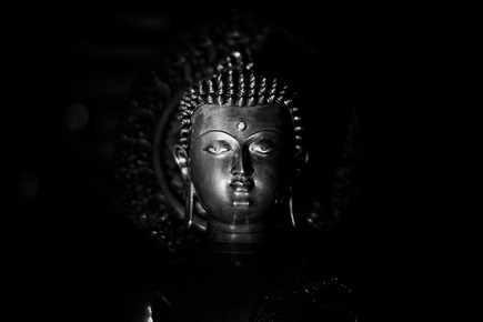 Victoria Knobloch, Buddha (Nepal, Asia)