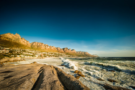 Michael Stein, Twelve Apostles at Sunset (South Africa, Africa)