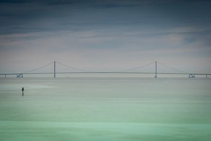 Sebastian John, einsames Meer (Denmark, Europe)
