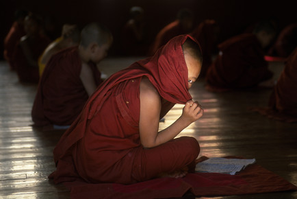 Martin Seeliger, Shyness and Curiosity (Myanmar, Asia)
