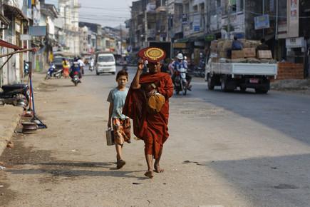 Michael Belhadi, Monk No 2 (Myanmar, Asia)