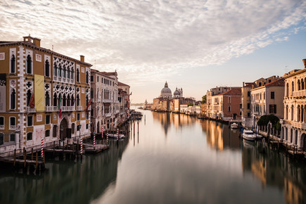 Sven Olbermann, Venice - Grand Canal II (Italy, Europe)
