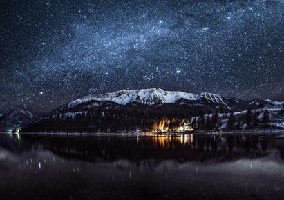 Tanner Wendell Stewart, Mt Joseph Milky Way (United States, North America)