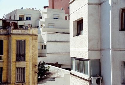 Daniel Ritter, Maisons d'Alsace à Casablanca (Morocco, Africa)