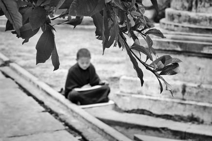 Victoria Knobloch, Little Buddha (India, Asia)