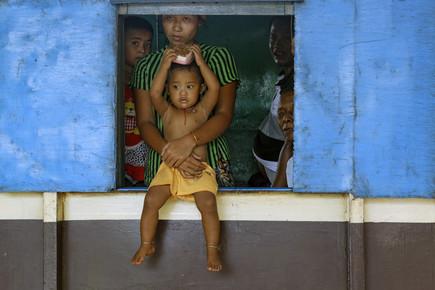 Michael Belhadi, Ordinary Class No 2 (Myanmar, Asia)