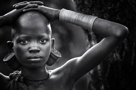 Fabio Marcato, SUNSET (Ethiopia, Africa)