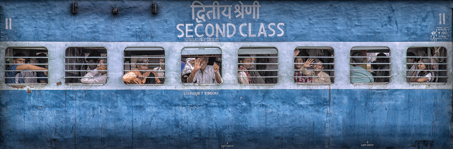 Fabio Marcato, Second Class (India, Asia)