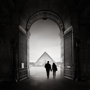 Ronny Behnert, La pyramide du Louvre (France, Europe)