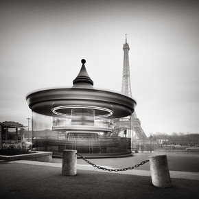 Ronny Behnert, Tour Eiffel - Study 2 (France, Europe)