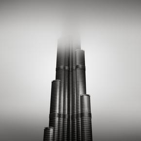 Ronny Behnert, Burj Khalifa - Study 2 (United Arab Emirates, Asia)